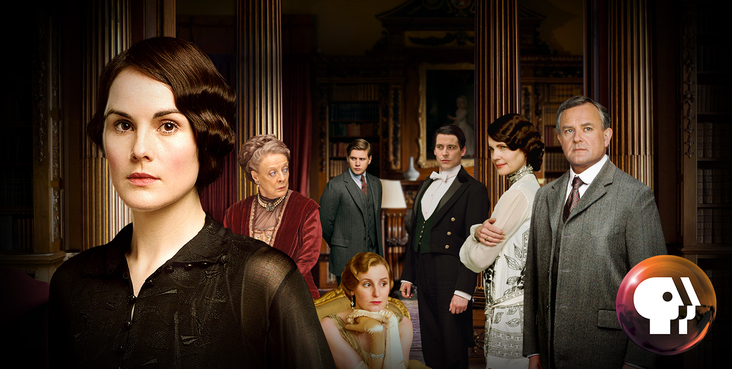 PBS – Downton Abbey