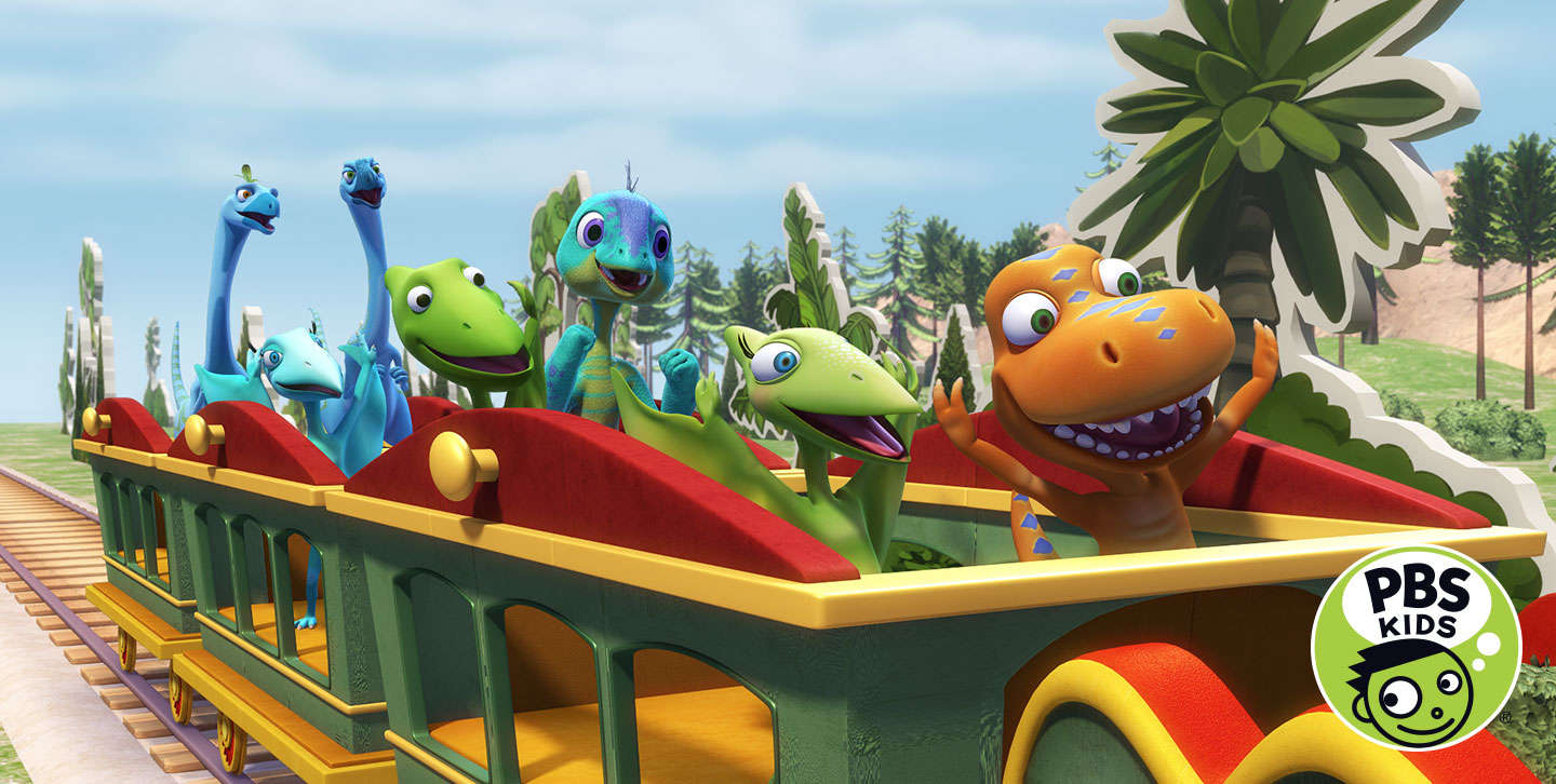 PBS KIDS – Dinosaur Train